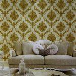 Gold Wallpaper (Pattern 8)