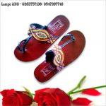 Unisex Slippers, African Weaved Sleek
