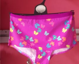 butterfly panties