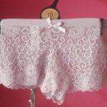 Cream Panties