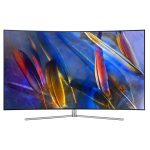 65 inch Samsung QE65Q7C Curved 4K Smart QLED TV