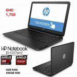 HP Notebook AMD A8