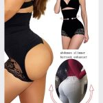 Body Shaper Buttock Lifter