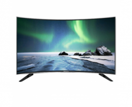 bruhm curved tv