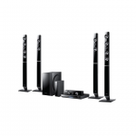 Nasco Home Theater TALL SPEAKERS [HT-508FC]