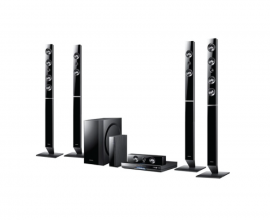 nasco 5.1 home theatre system