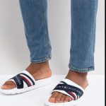 Tommy Hilfiger Splash Cross Over Slider