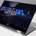 Dell XPS 15 i7 8th gen 360 touch gaming pc