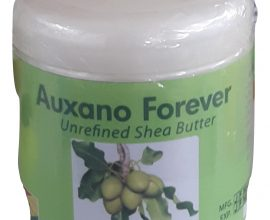 unrefined shea butter