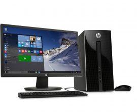 hp i3 desktop