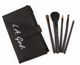 la girl brush set