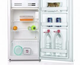 midea table top fridge
