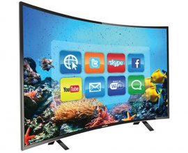 nasco 55 inch curved tv in ghana