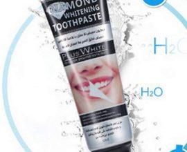 diamond whitening toothpaste