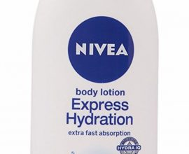 nivea express hydration