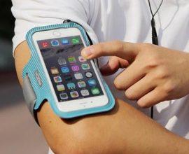 gym armband for phone