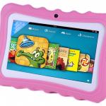 Kids educational tablet Q55