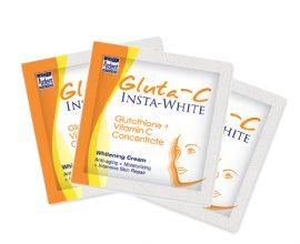 gluta c insta white