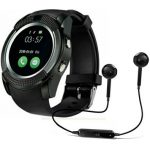 V8 Smart Watch and Wireless Earphone