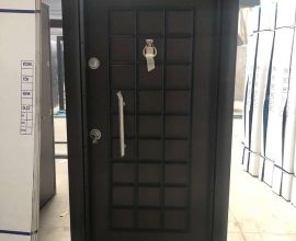 single security door