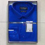 St Philip Long Sleeve Shirt (Blue)