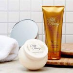 Oriflame Milk and Honey Body Cream and Scrub