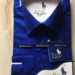Long Sleeves Polo Shirt (4)