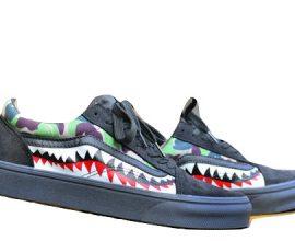shark vans