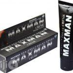 Maxman Erect Delay Cream