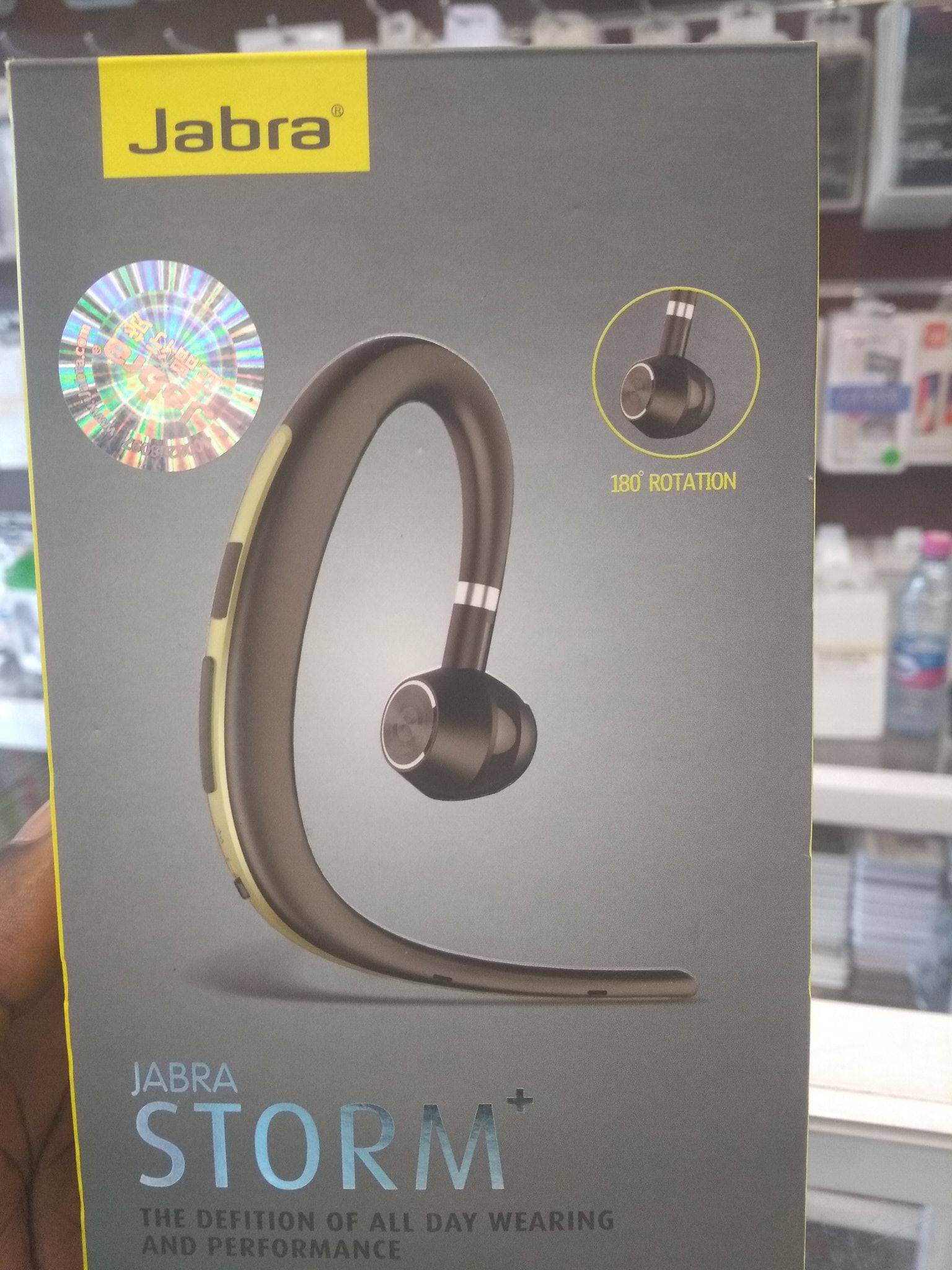 Buy Jabra Storm Bluetooth Headset In Ghana Reapp Ghana