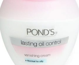 ponds vanishing cream