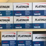 Platinum Car Battery (15 Plate)