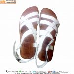 Ladies Sandals, Dual Swerve Strap