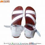 Ladies Sandals, Single Toe Swap Strap