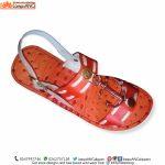 Men Sandals, Pure Leather Anchored Double Strap Sleek