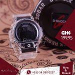 G-shock Glacier Black