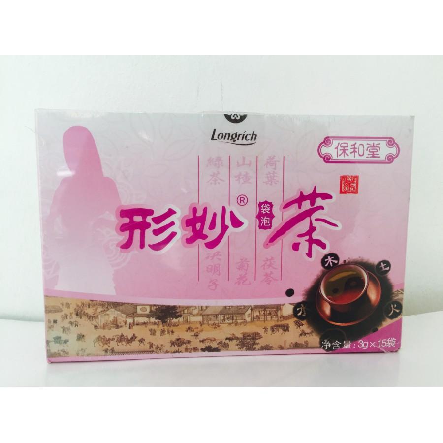beneficii de ceai longrich slimming