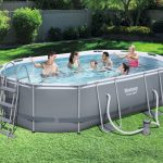 16FT Bestway Above Ground Swimming Pool