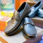 """A"" Plus Energy Healing Male Shoes"