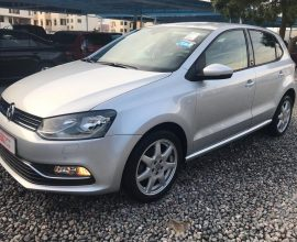 vw polo price in ghana