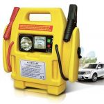 Car battery Jump Starter,New Recharger,Tyre Compressor (4-in-1)