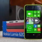 Lumia 620 New