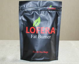 fat burning tea