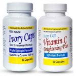 Ivory Caps and Ivory Vitamin C