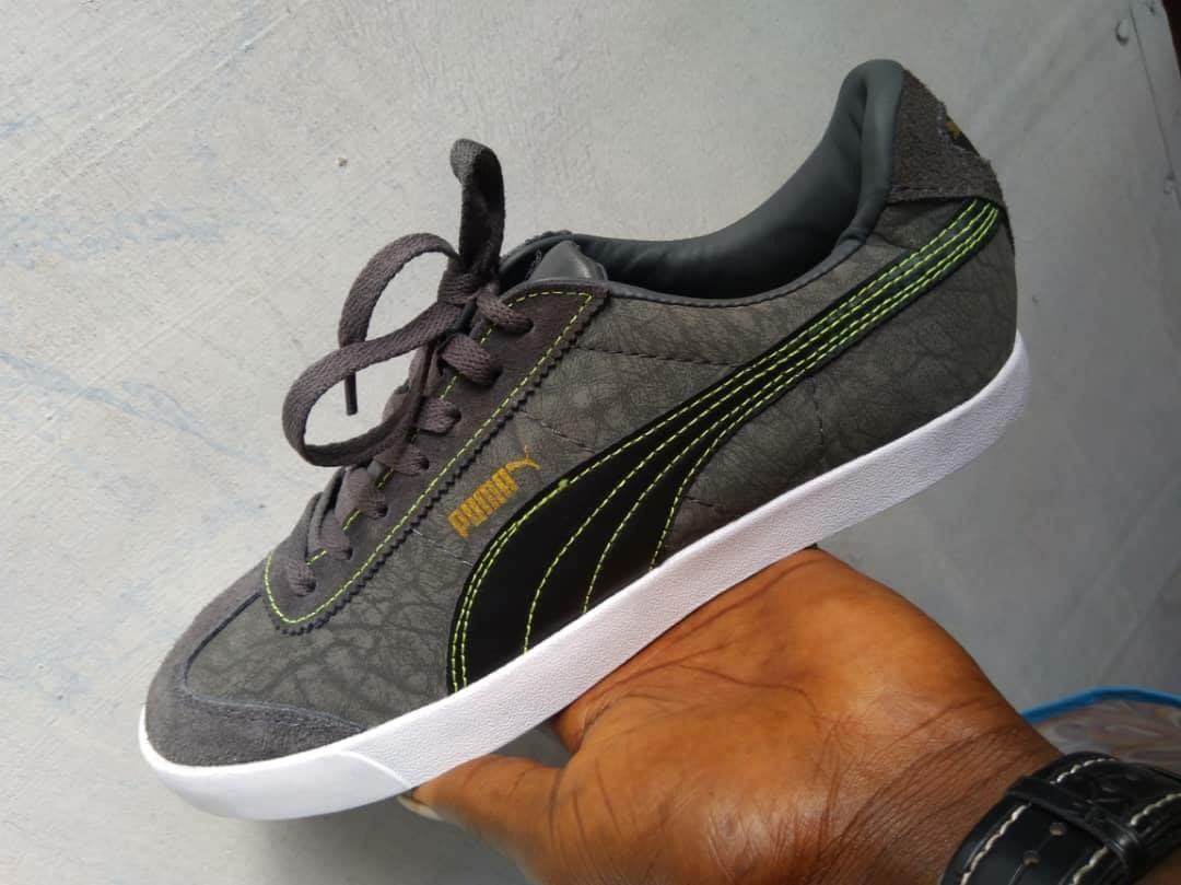 Buy Flat Puma Sneakers In Ghana | Reapp
