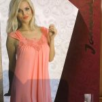 Pink Jasmine Night Gown