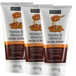 Honey and Almond Face Scrub