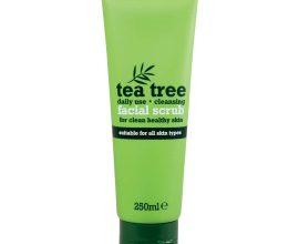 tea tree facial scrub