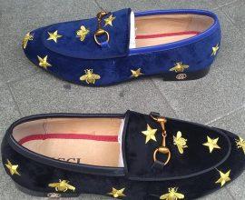 gucci suede shoes