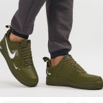 Nike Air Force 1 Utility (Army Green Color)
